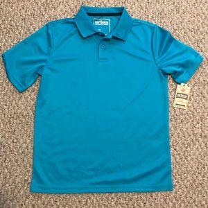 NWT Urban Pipeline Polo Shirt Boy's Size Large